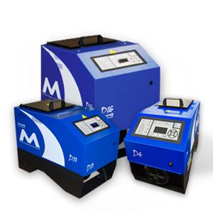 D4, D10 & D16 Melt Units