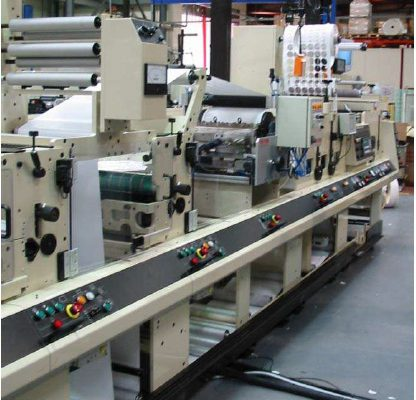 In-line Label Manufacturing