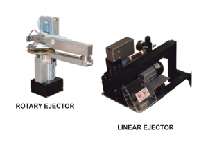 Rotary Ejector and Linear Ejector Photo