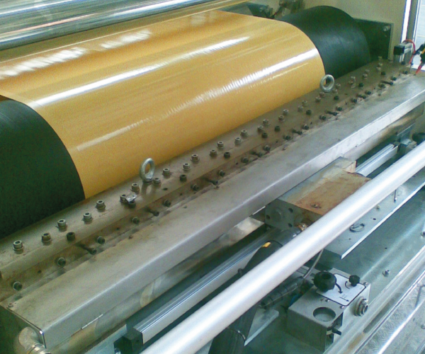 Packing Tape Manufacturing
